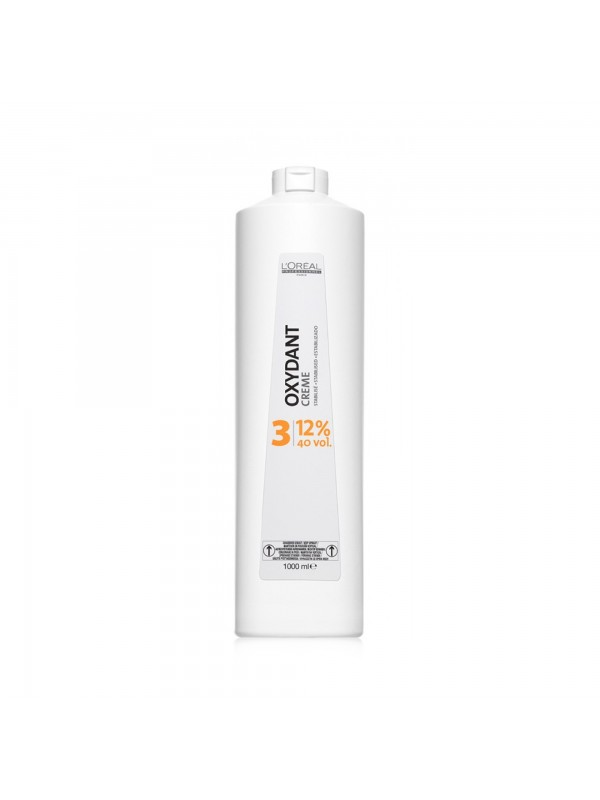 Oxydant crème, n°3 40 vol. 12% - L'Oréal Professionnel
