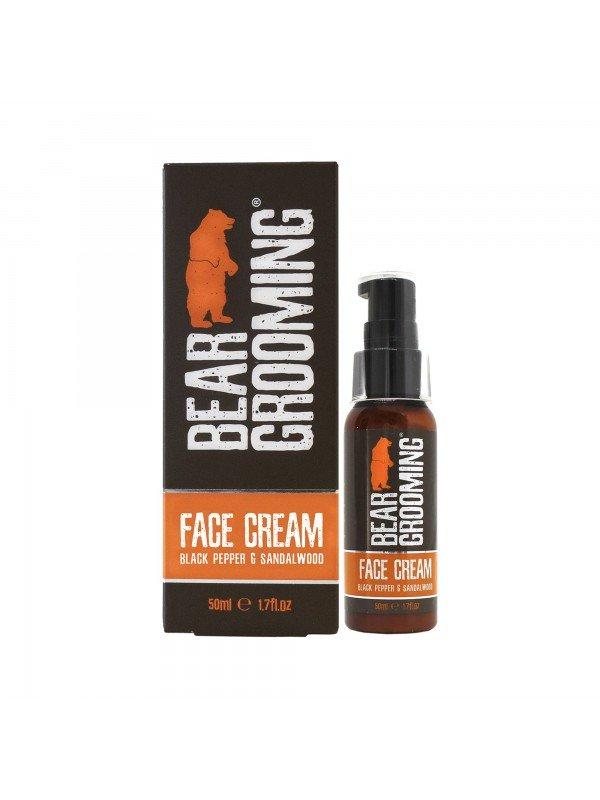 Crème visage hydratante | FACE CREAM - Bear Grooming