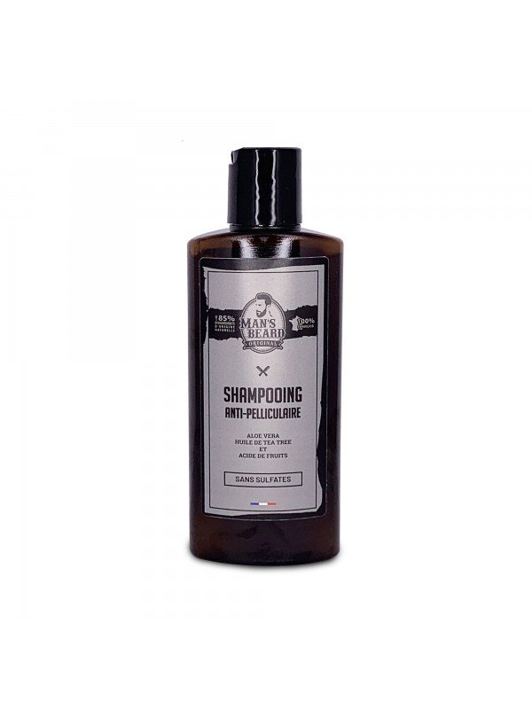 Shampoing cheveux anti-pelliculaire - Man's Beard