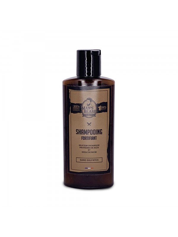 Shampoing cheveux fortifiant - Man's Beard