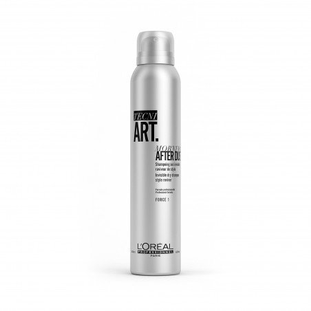 MORNING AFTER DUST, Shampoing sec invisible raviveur de style, TECNI ART., 200 ml - L'Oréal Professionnel