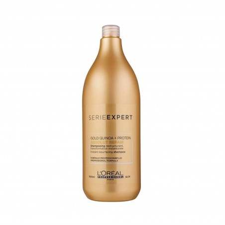 Absolut Repair, Shampoing restructurant transformation instantanée, Serie Expert, 1500 ml - L'Oréal Professionnel