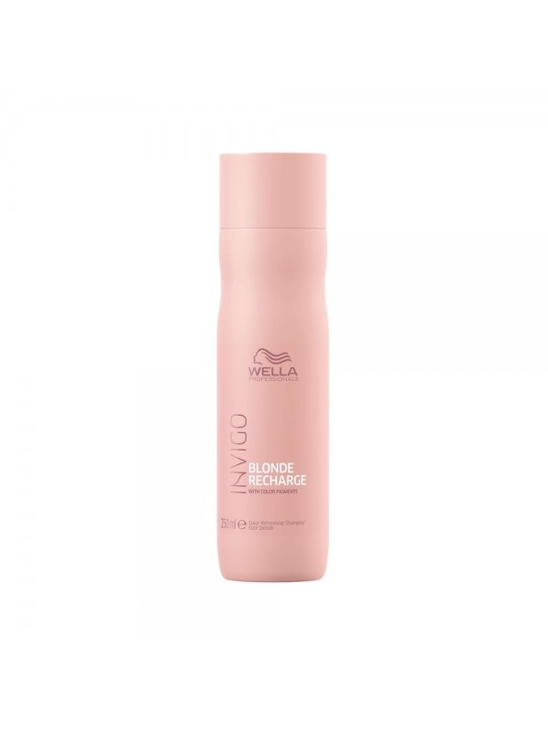 BLONDE RECHARGE - Shampoing - COOL BLONDE - 250 ml - Wella Professionals
