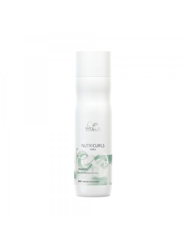 NUTRICURLS - Shampoing micellaire, 250 ml - Wella Professionals