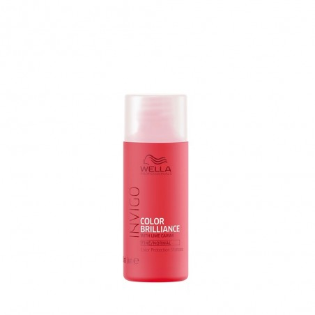 COLOR BRILLIANCE - Shampoing cheveux fins à normaux - INVIGO, 50 ml - Wella Professionals