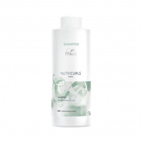NUTRICURLS - Shampoing micellaire, 1000 ml - Wella Professionals