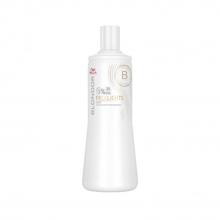Freelights, 6% 20V,Oxydant, BLONDOR - Wella Professionals
