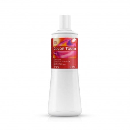 Emulsion normale, 1,9% 6V, COLOR TOUCH - Wella Professionals