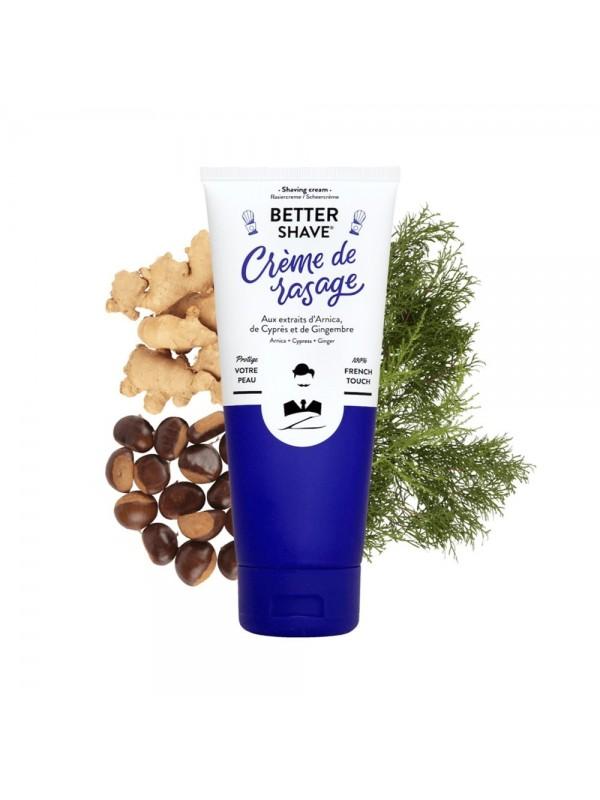 Crème de rasage BETTER SHAVE 175 ml - Monsieur Barbier