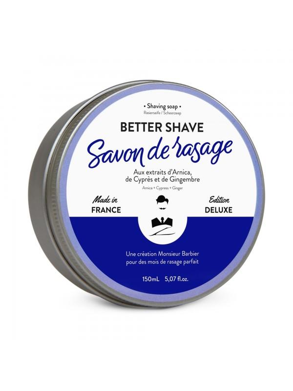 Savon de rasage - Monsieur Barbier