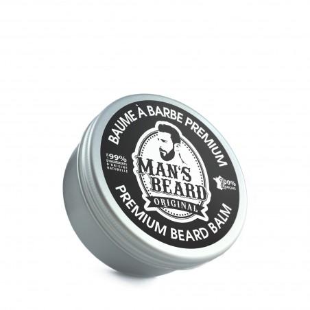 Baume à barbe Premium - Man's Beard