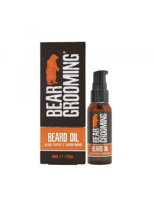 Huile à barbe | BEARD OIL - Bear Grooming