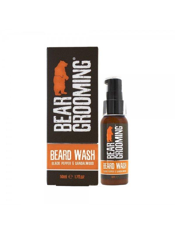 Shampoing à barbe   BEARD WASH - Bear Grooming
