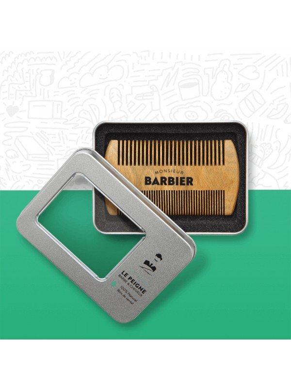Coffret - Barbe & Cheveux - Monsieur Barbier