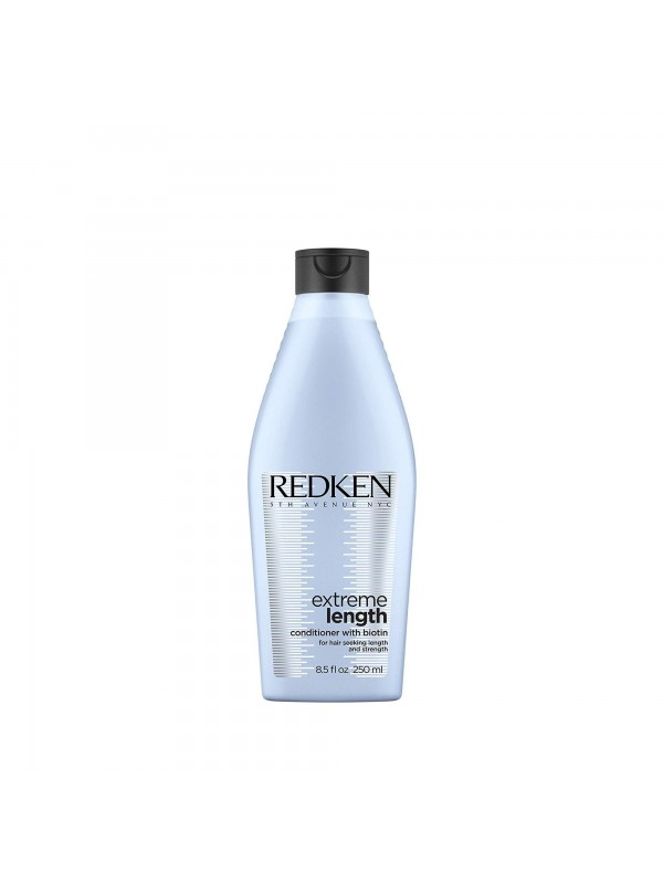 Après-shampoing fortifiant cheveux longs Extreme Length - Redken