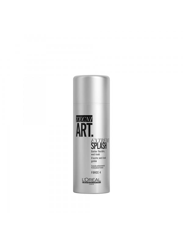 EXTREME SPLASH, Gelée flexible wet-look, TECNI ART., 150 ml - L'Oréal Professionnel