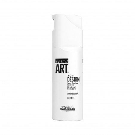 FIX DESIGN, Spray fixation localisée, TECNI ART. - L'Oréal Professionnel